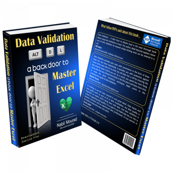 Data Validation… a back door to Master Excel